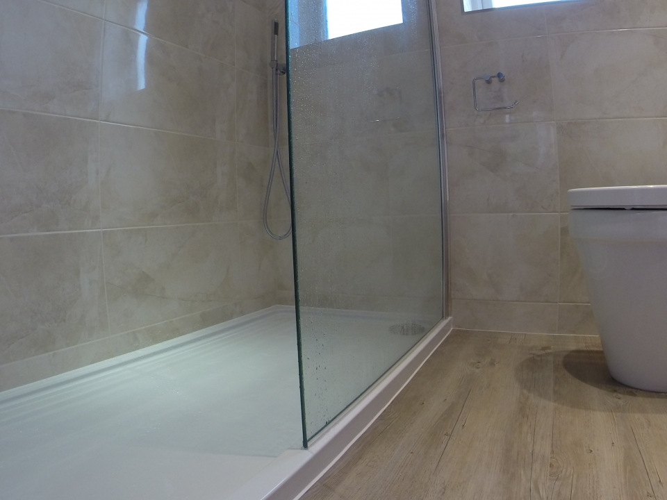 Can I Have A Low Profile Shower Tray Cheshire Tiling