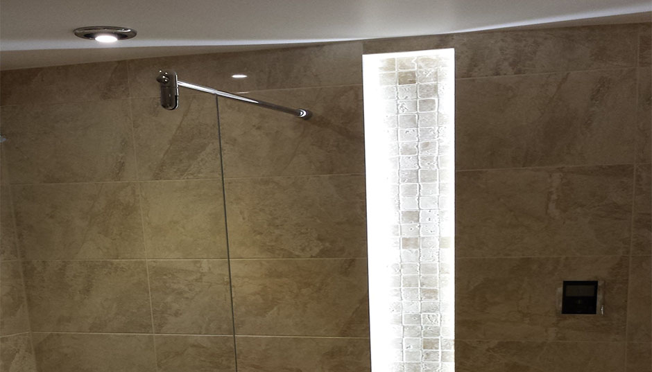 led strip lights bathroom
